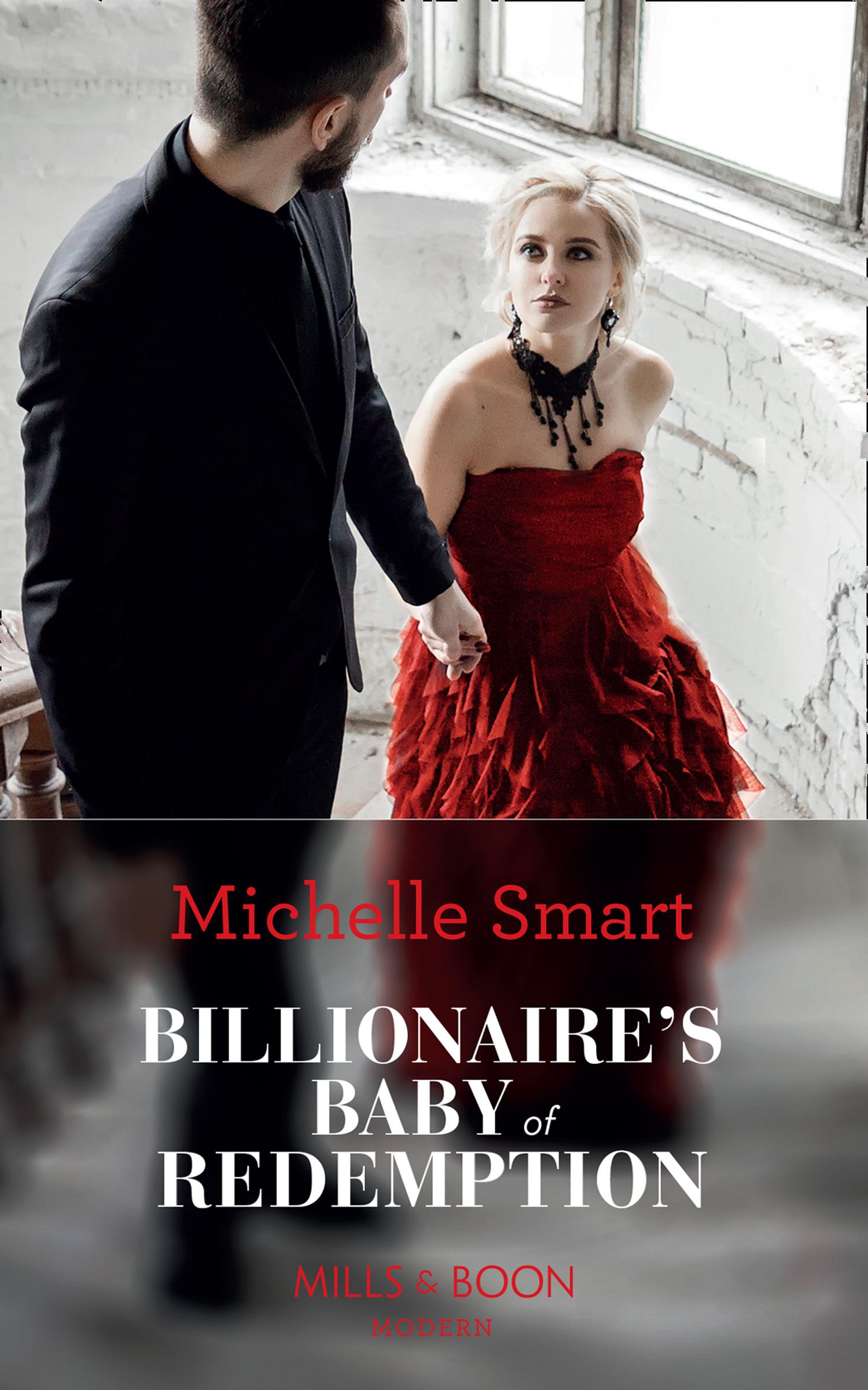 Billionaire\'s Baby Of Redemption